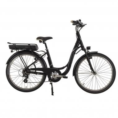 Bicicleta de paseo eléctrica MATRA i-FLOW FREE D8 Negro 2017