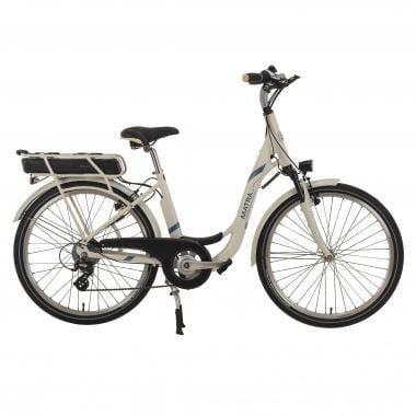 Bicicleta de paseo eléctrica MATRA i-FLOW FREE D8 Blanco 2017