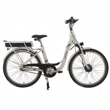 Bicicleta de paseo eléctrica MATRA i-FLOW FREE N7 Blanco 2017