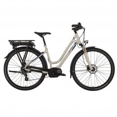 Bicicleta todocamino eléctrica MATRA i-STEP PHANTOM D8 Blancp 2017