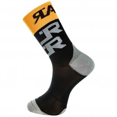 Chaussettes RAFA'L CARBONE ATTACK Noir/Orange