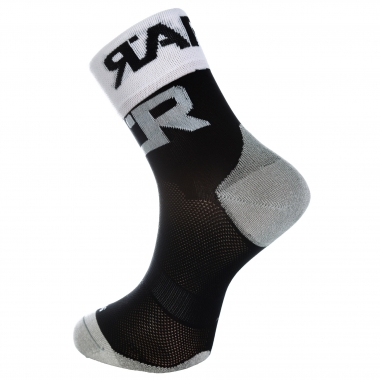 Chaussettes RAFAL ATTACK Tige Basse Noir/Blanc 2017