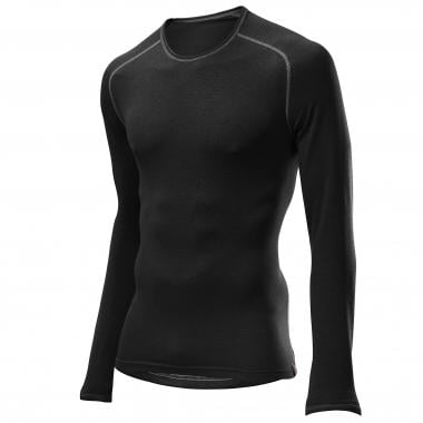 Camiseta interior LOFFLER TRANSTEX WARM Mangas largas Negro