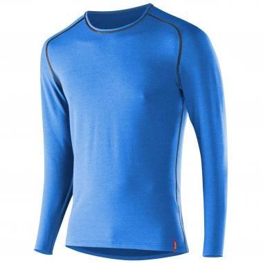 Sous-Vêtement Technique LOFFLER TRANSTEX WARM Manches Longues Bleu