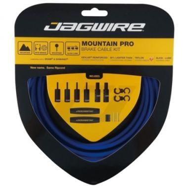 Kit de cables y fundas de freno JAGWIRE RIPCORD Azul