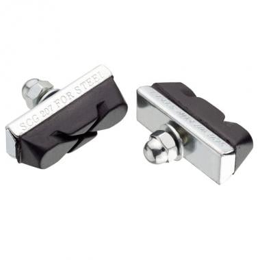 Coppia di Pattini Freno JAGWIRE CITY BASICS X-CALIPER JS207N