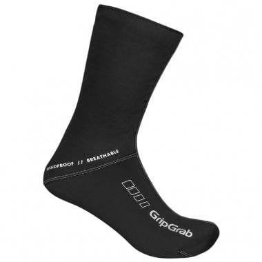 Calcetines GRIPGRAB WINDPROOF Negro