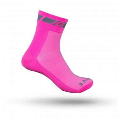 Chaussettes GRIPGRAB CLASSIC REGULAR Rose