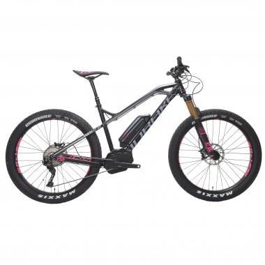 Mountain Bike eléctrica MONDRAKER E-VANTAGE RR 27,5+ 400 Wh Negro/Gris 2016