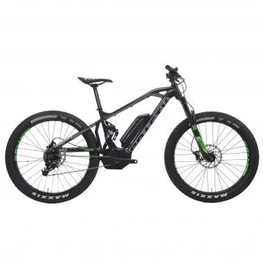 Mountain Bike eléctrica MONDRAKER E-CRAFTY R 27,5+ 400 Wh Negro/Gris 2016