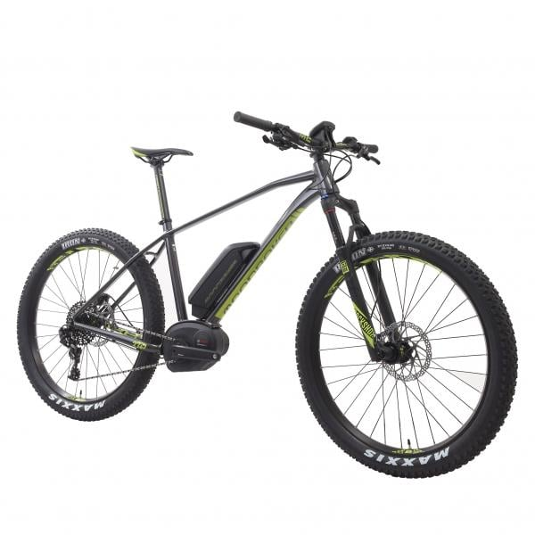 vtt lectrique mondraker e prime r 27 5 noir vert 2017 probikeshop. Black Bedroom Furniture Sets. Home Design Ideas