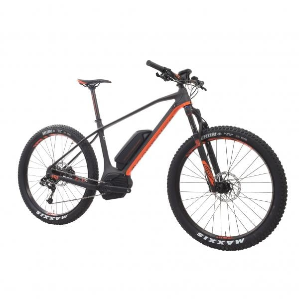 vtt lectrique mondraker e prime carbon r 27 5 noir orange 2017 probikeshop. Black Bedroom Furniture Sets. Home Design Ideas