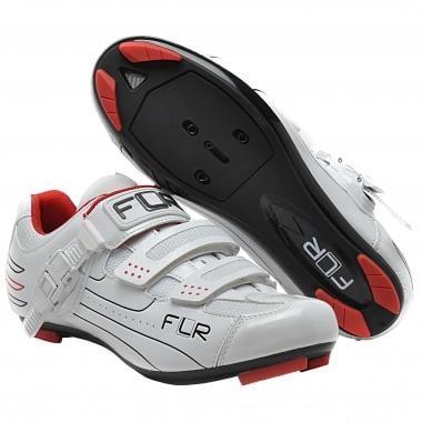 FLR F-15 II Road Shoes White