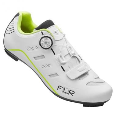 Chaussures Route FLR F-22-II Blanc 2017