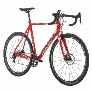 Bicicleta de ciclocross RIDLEY X-NIGHT 60 DISC Shimano 105 5800 36/46 2016