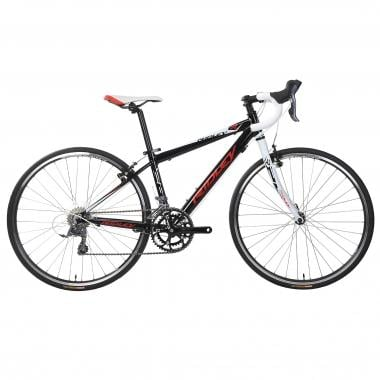 Bicicleta de carrera RIDLEY KIDS RACE Negro/Blanco