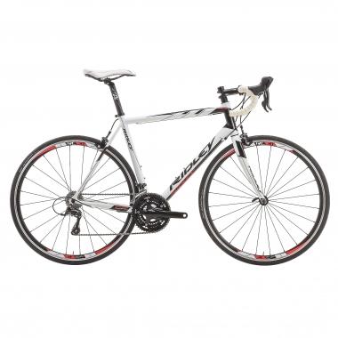 Vélo de Course RIDLEY ICARUS SLS Shimano Sora 30/39/50 Blanc/Noir 2015