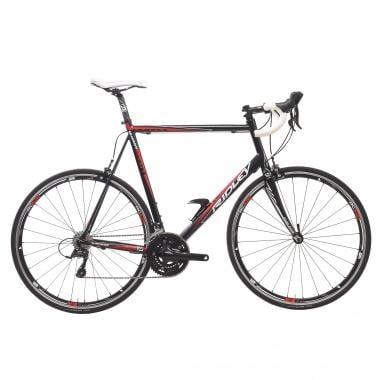 Vélo de Course RIDLEY ICARUS SLT Shimano Sora 30/39/50 Noir/Rouge 2015