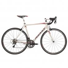 Bicicletta da Corsa RIDLEY FENIX CARBON START TO RIDE Shimano Ultegra 6800 34/50 Bianco/Rosso 2016