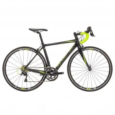 Bicicletta da Corsa RIDLEY FENIX CARBON Shimano 105 Mix 34/50 Nero/Giallo 2017