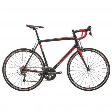 RIDLEY FENIX ALU Shimano Tiagra 4700 34/50 Road Bike Black/Grey/Red 2017