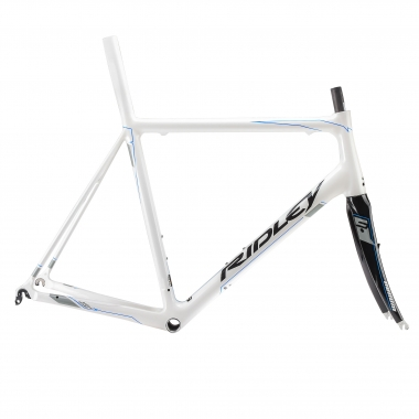 RIDLEY HELIUM CARBON Road Frame White 2016