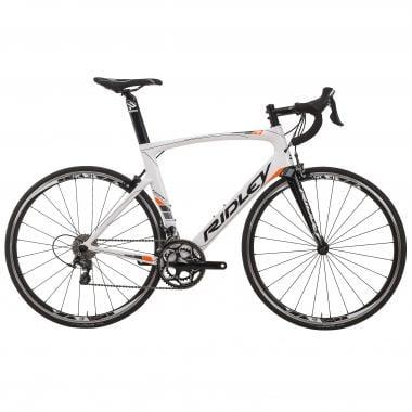 Bicicletta da Corsa RIDLEY NOAH Shimano Ultegra Mix 34/50 Bianco/Nero 2016