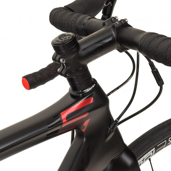 a3d422a4540 RIDLEY FENIX SLX DISC Shimano Ultegra R8020 36/52 Road Bike Black/Red 2018  - Probikeshop