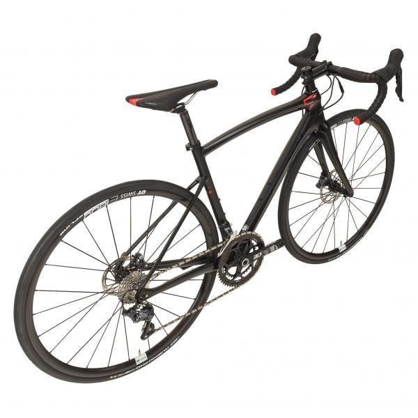 6d223ad7257 RIDLEY FENIX SLX DISC Shimano Ultegra R8020 36/52 Road Bike Black/Red 2018.  €2,899.90