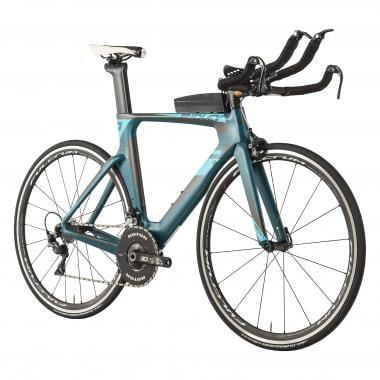 Vélo de Contre La Montre RIDLEY DEAN Shimano Ultegra R8000 36/52 Vert/Noir