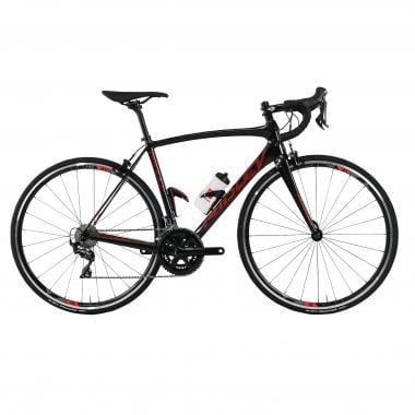 Bicicleta de carrera RIDLEY FENIX CARBON START TO RIDE Shimano Ultegra Mix 34/50 Negro/Rojo 2018