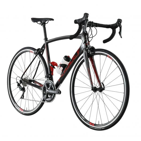 1486b7489f Vélo de Course RIDLEY FENIX CARBON START TO RIDE Shimano Ultegra Mix 34 50  Noir  - Probikeshop