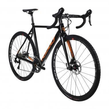 Bicicletta da Ciclocross RIDLEY X-NIGHT DISC Shimano 105 Mix 5800 36/46 Nero/Arancione