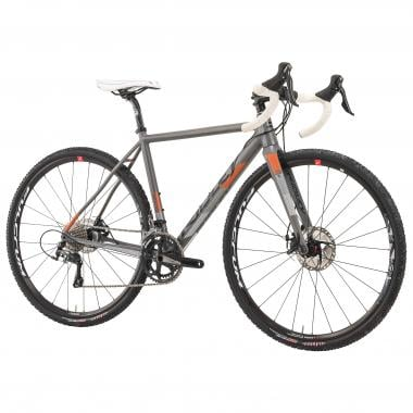 Vélo de Cyclocross RIDLEY X-RIDE DISC Shimano Tiagra 4700 Mix 36/46 Gris/Orange