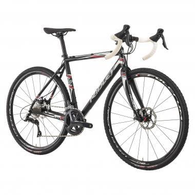 Cyclocross-Fahrrad RIDLEY X-BOW DISC Shimano Sora 34/50 Schwarz/Grau/Weiß