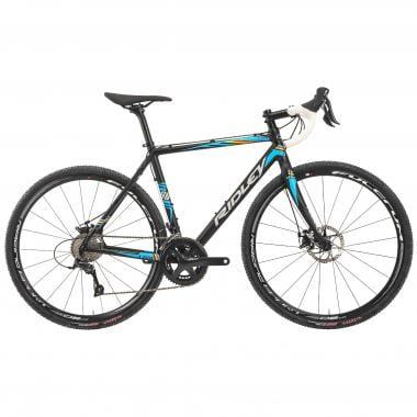 Bicicletta da Ciclocross RIDLEY X-BOW  DISC Shimano Sora 34/50 Nero/Grigio/Blu