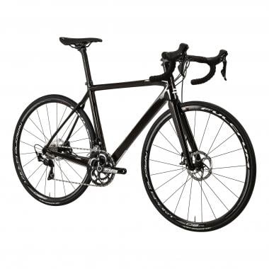 Vélo de Course RIDLEY FENIX CARBON START TO RIDE DISC Shimano 105 Mix 34/50 Noir/Blanc 2019
