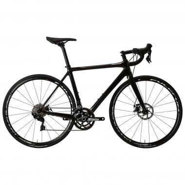 Bicicleta de Corrida RIDLEY FENIX CARBON START TO RIDE DISC Shimano 105 Mix 34/50 Preto/Branco 2019