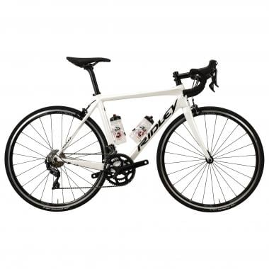 Bicicleta de carrera RIDLEY FENIX CARBON START TO RIDE Shimano Ultegra Mix 34/50 Blanco/Negro 2019