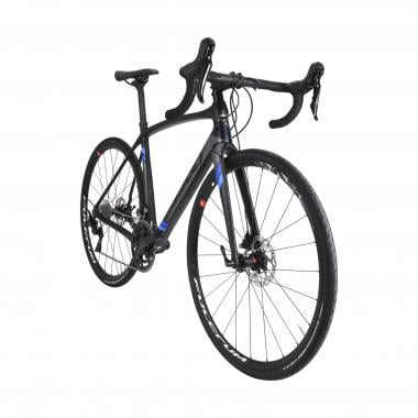 RIDLEY X-TRAIL CARBON DISC Shimano 105 Mix 34/50 Gravel Bike Black/Grey/Blue 2020