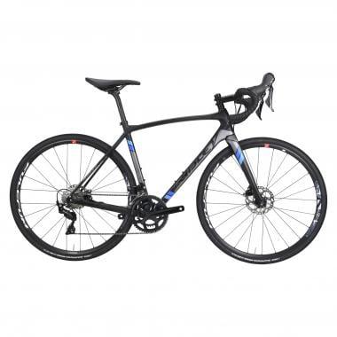 Vélo de Gravel RIDLEY X-TRAIL CARBON DISC Shimano 105 Mix 34/50 Noir/Gris/Bleu 2020