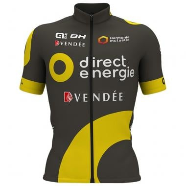 Maillot ALE ACTIVEX DIRECT ENERGIE Manches Courtes Blanc 2017