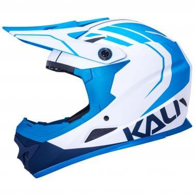 Casque VTT KALI ZOKA Blanc/Bleu