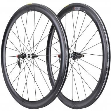 Par de ruedas 4ZA CIRRUS PRO BLACK LABEL C45-350 Para cubiertas
