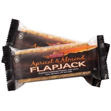 Barrita energética NUTRISENS SPORT FLAPJACK (80 g)