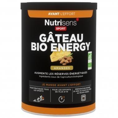 Gâteau Énergétique NUTRISENS SPORT BIO ENERGY (400 g)