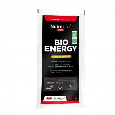 Boisson Énergétique NUTRISENS SPORT BIO ENERGY (40 g)