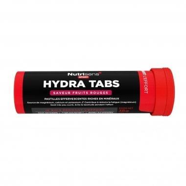 Boisson Anticrampe NUTRISENS SPORT HYDRA TABS (Tube de 10 Pastilles)