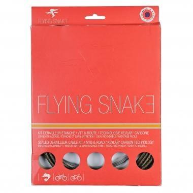Kit Cavi e Guaine per Deragliatore TRANSFIL FLYING SNAKE