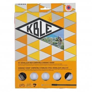 Kit de Câbles et Gaine de Dérailleur TRANSFIL K.BLE INOXYDABLE
